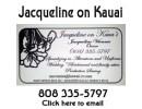 Jacqueline on Kauai
