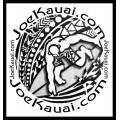 JoeKauai.com Decal Sticker