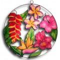 Tropical Flowers - med