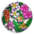 Tropical Flowers - large